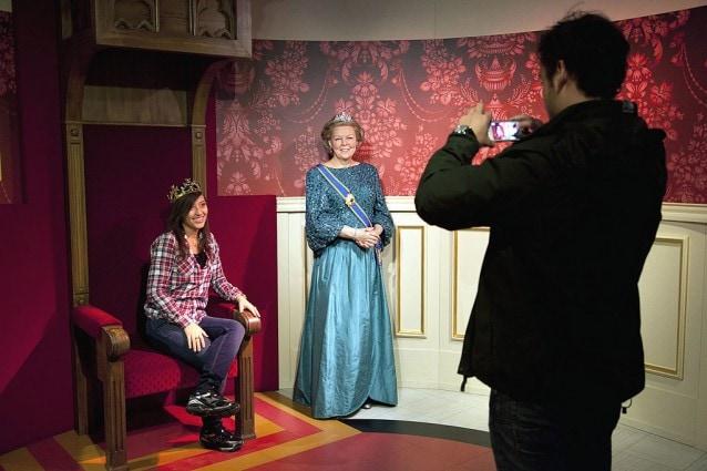 Regina Beatrix d'Olanda