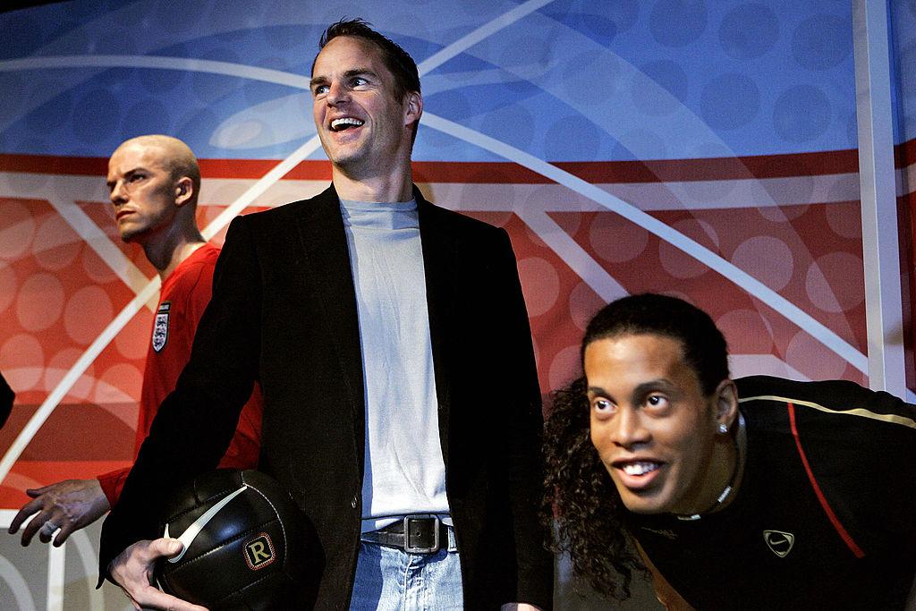Ronaldinho ed altre star del calcio