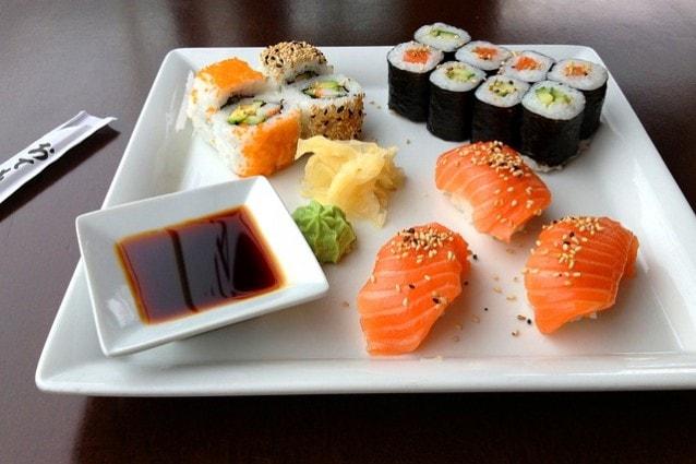 Sushi – Foto Pixabay