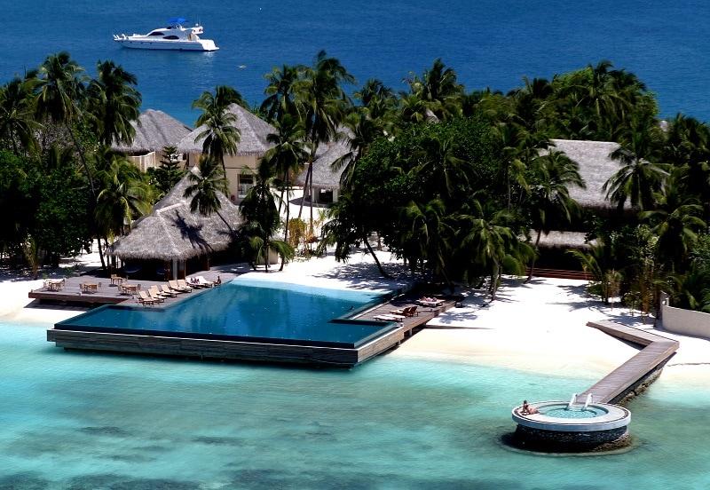 Huvafen Fushi – Maldive