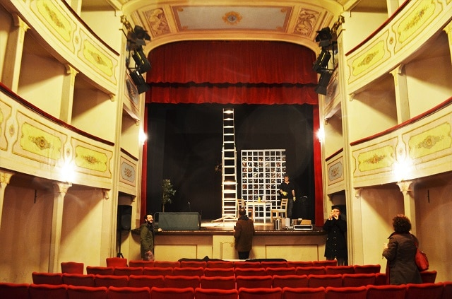 Montecarlo di Lucca, Teatro dei Rassicurati