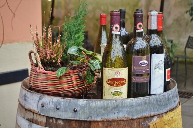 Montecarlo di Lucca, vino e olio
