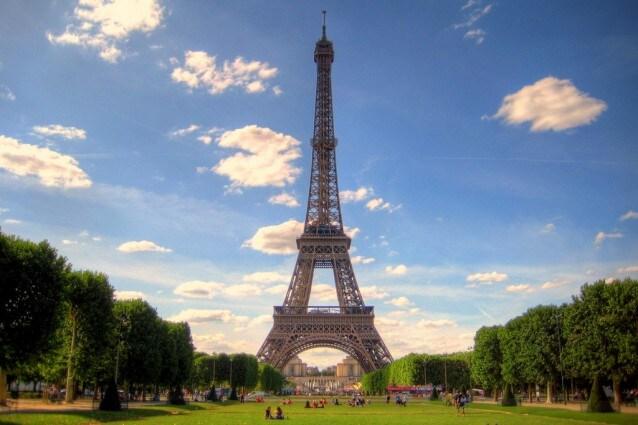 """Non ho mai sentito nessuno dire """"Per carità, non andare sulla Torre Eiffel!"""""""