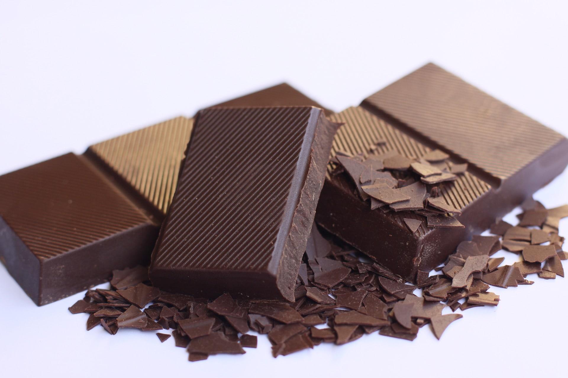 Modica è famosa per il cioccolato unico al mondo. Foto da pixabay