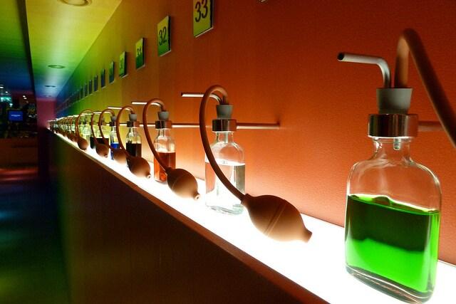 Museo dedicato alla nota marca di liquori. Foto di sushiesque
