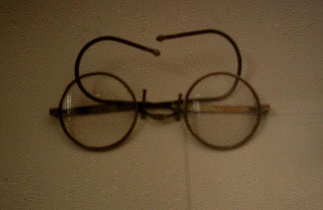Museo dedicato agli occhiali. Foto di Alex Gaylon