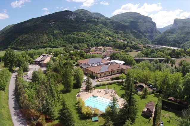 Hotel Le Grotte – Genga (AN)