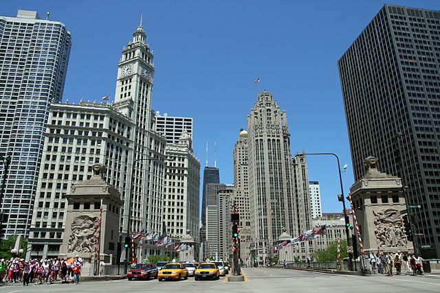 Magnificent Mile – Foto Wikimedia Commons