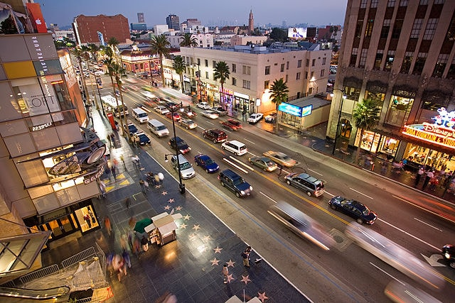 Hollywood Boulevard – Foto Wikipedia