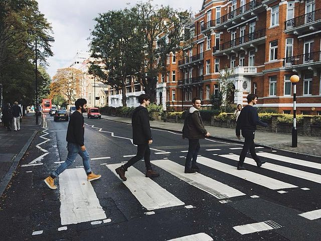 Abbey Road – Foto Wikimedia Commons