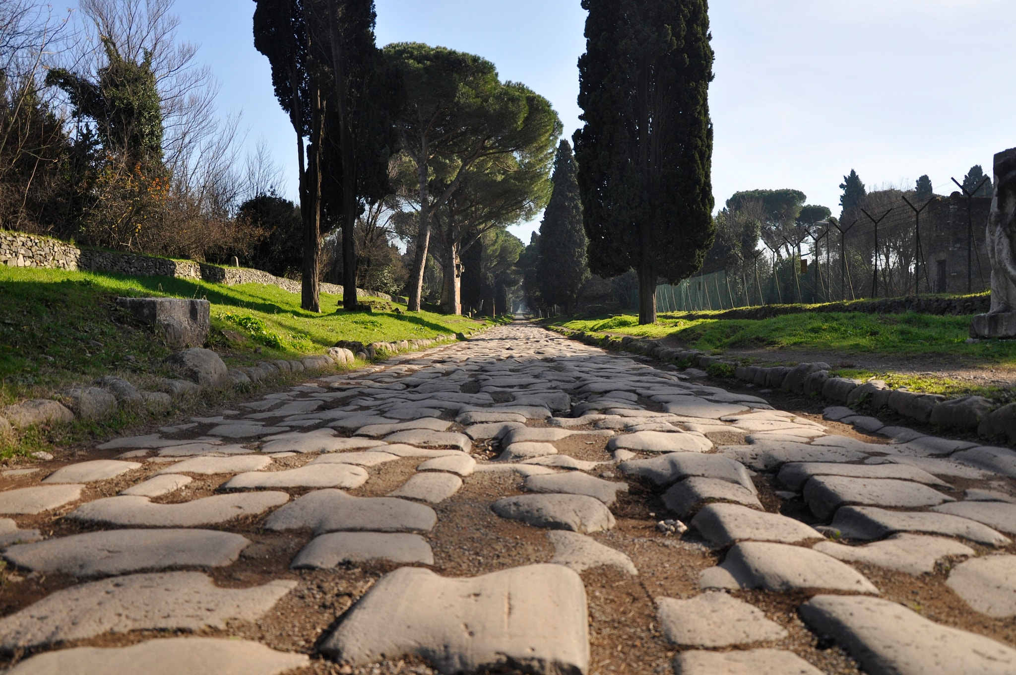 Via Appia Antica – Foto Wikimedia Commons