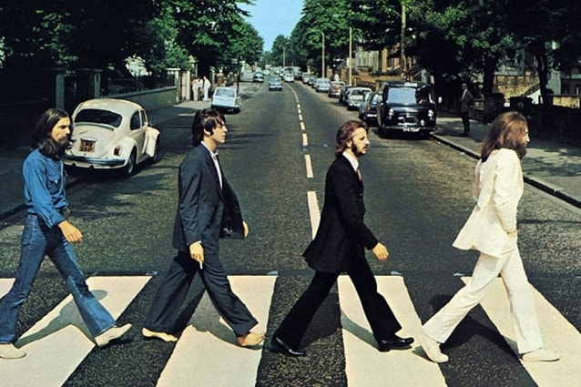 Abbey Road – Foto di Paul Townsend