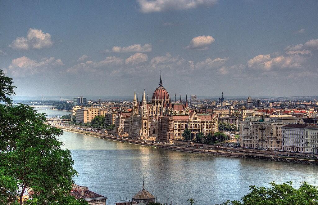 Veduta di Budapest. Foto da Wikipedia