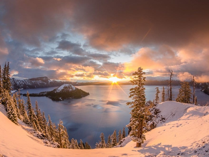 Crater Lake National Park – Foto Foto Greg Nyquist