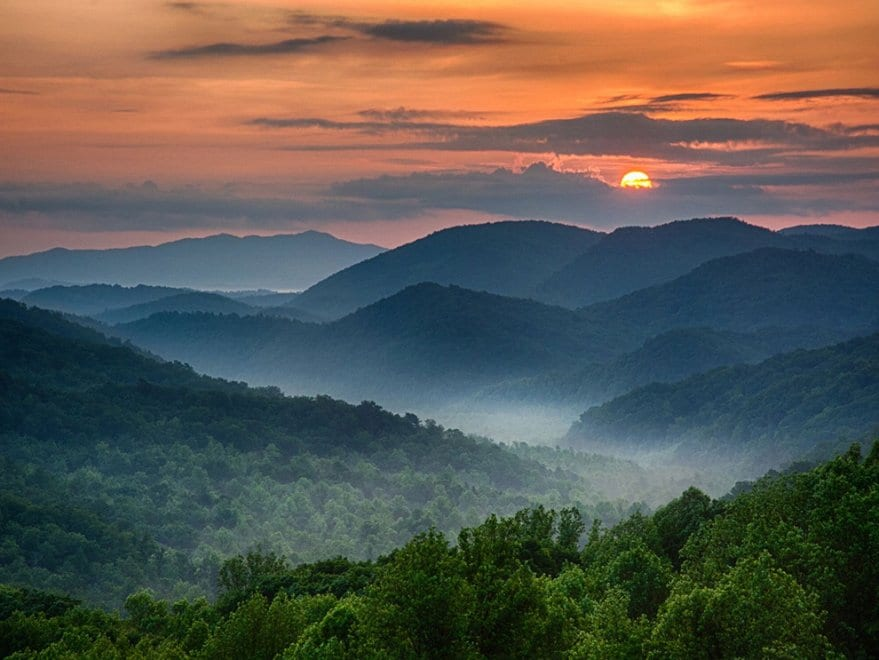 Great Smoky Mountains National Park – Foto Chris Mobley