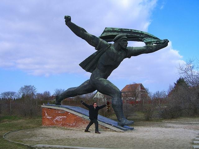 Memento Park, John Floyd