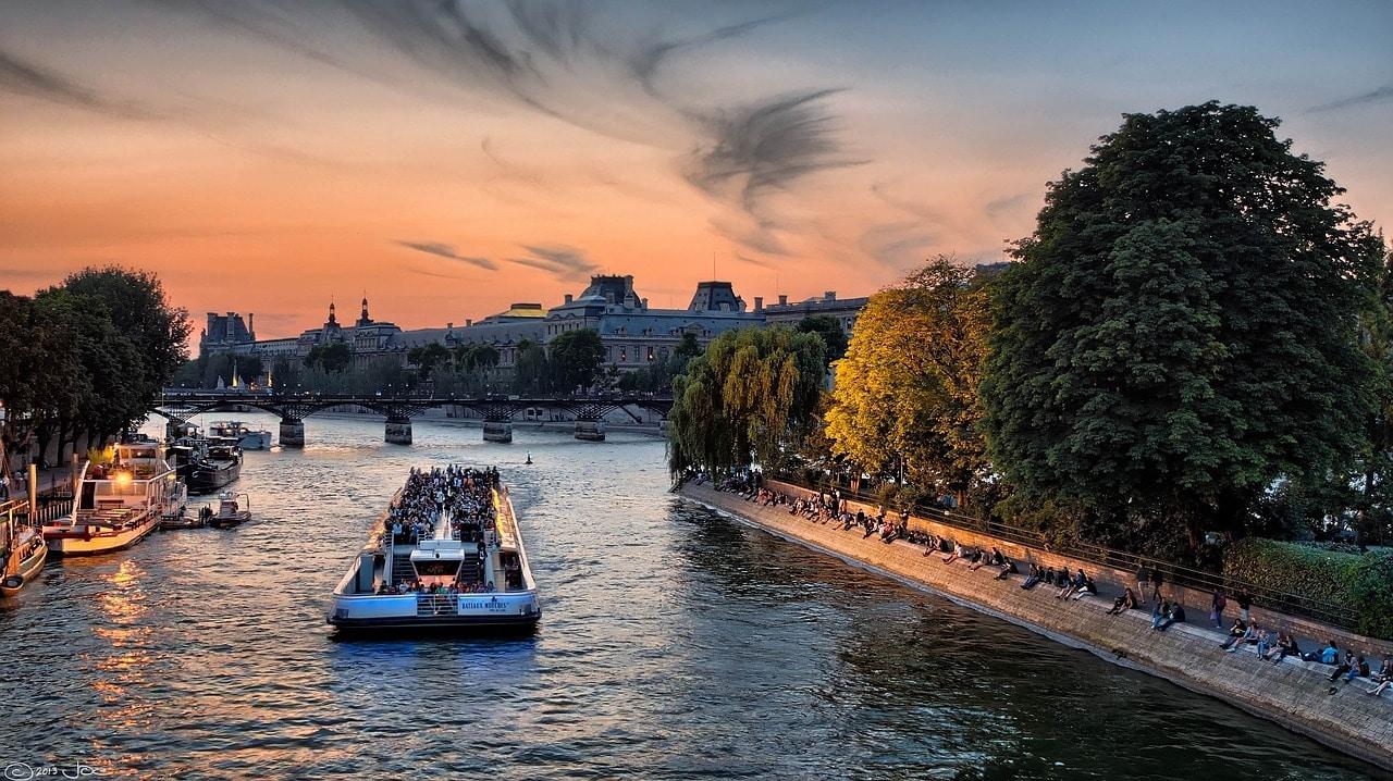 Parigi – Foto Pixabay