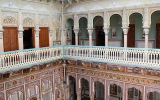 Dimore principesche in mezzo al nulla: le città fantasma dell'India