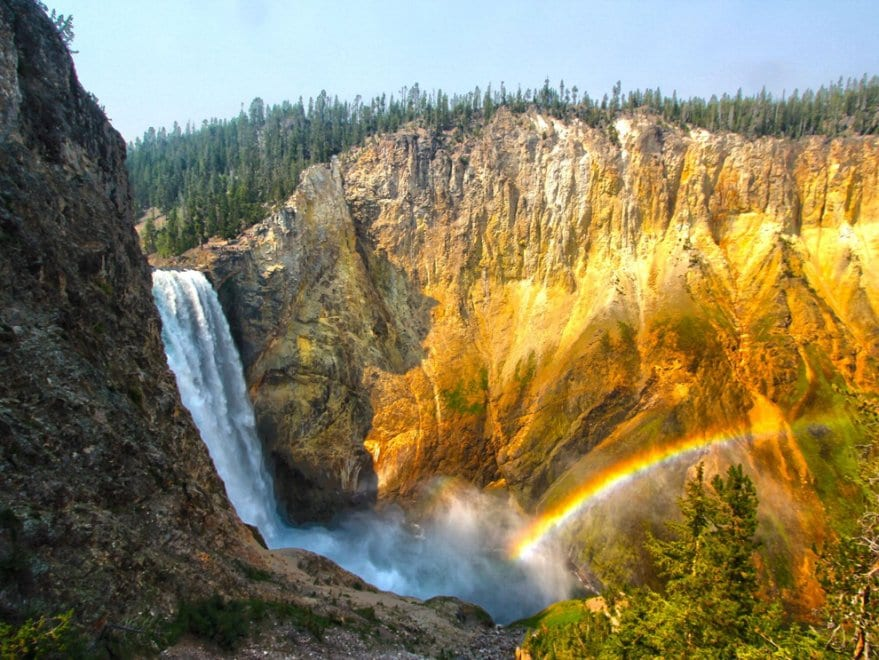 Yellowstone National Park – Foto Kallem Philips