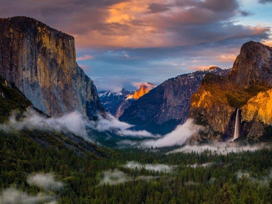 Yosemite National Park – Foto Xiaochen Zhang