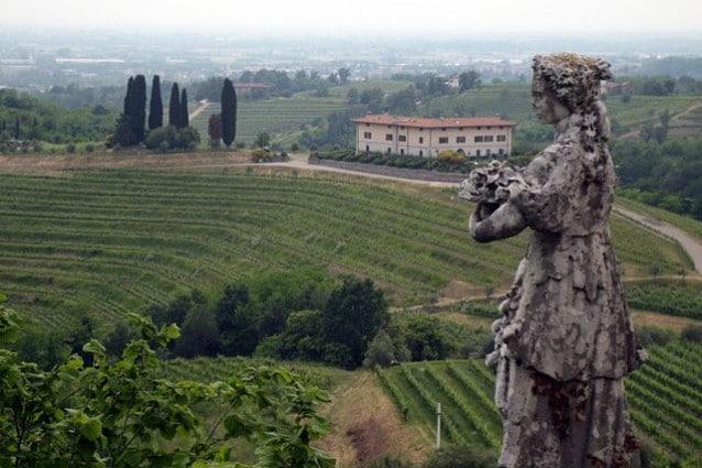Abbazia di Rosazzo, Manzano (UD), una delle location di Cantine Aperte – Foto Wikimedia Commons