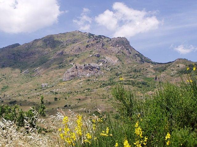 Madonie, Monte S. Salvatore (Foto Wikipedia)