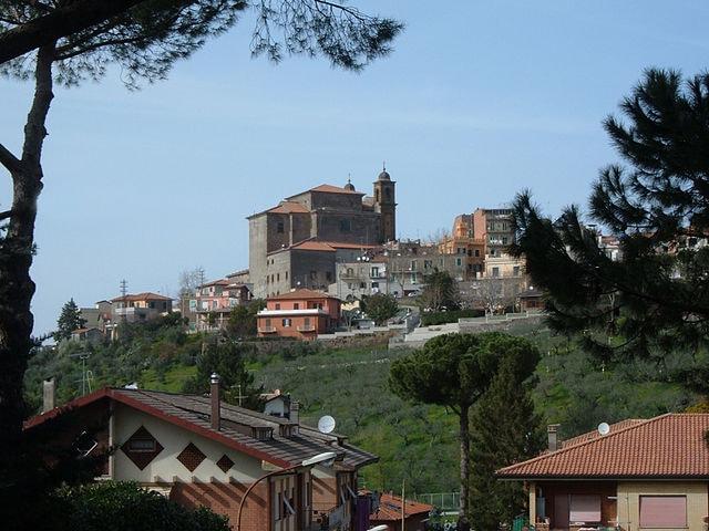 Monte Porzio Catone (Foto Wikimedia Commons)
