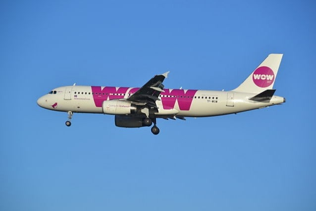 Airbus A320 WOW Air – Foto Wikipedia