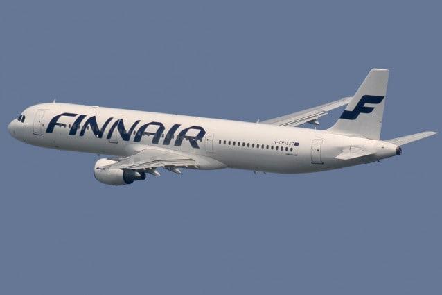 Airbus A321–211 Finnair – Foto Wikimedia Commons