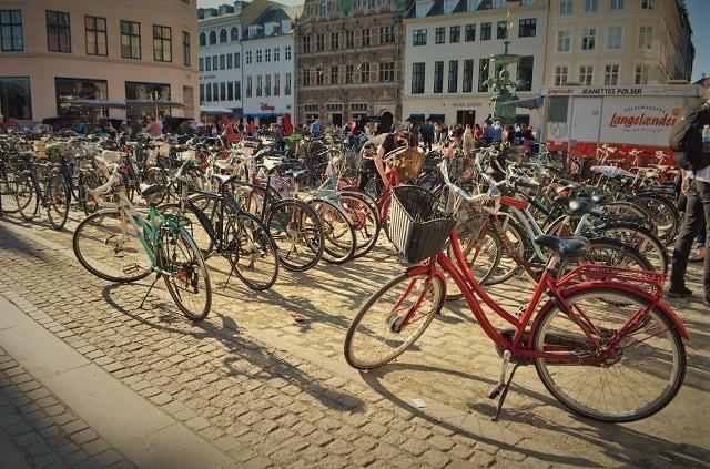 Biciclette di Copenaghen