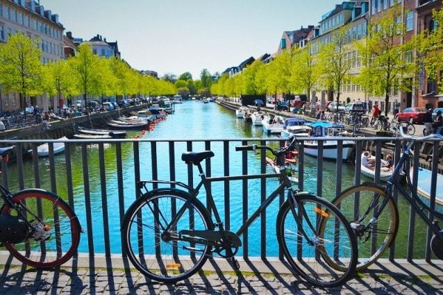 Canali di Copenaghen