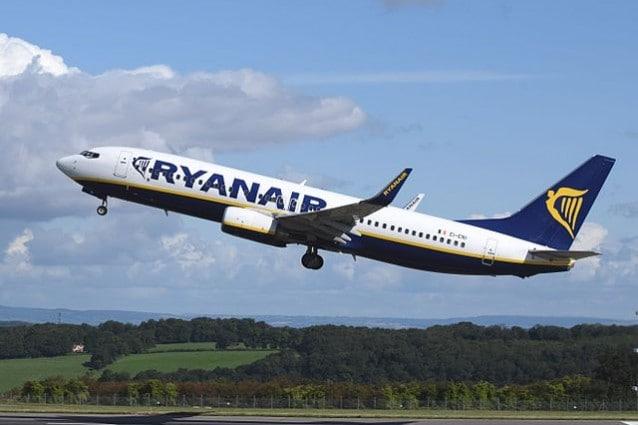 Ryanair, Boeing 737–800 – Foto Wikipedia