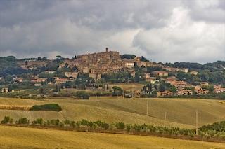 Casale Marittimo: un minuscolo borgo in Toscana