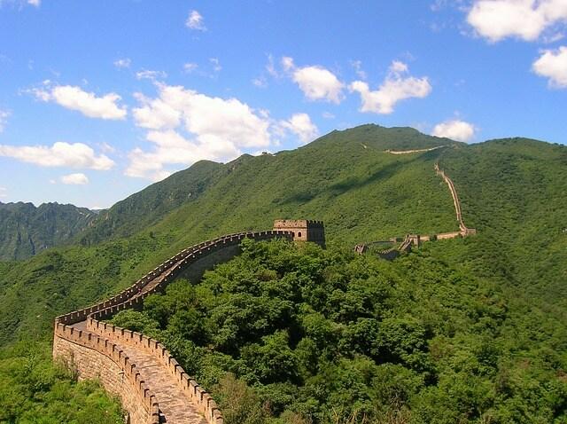 Grande Muraglia Cinese – Foto Pixabay