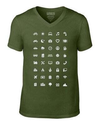 Problemi di lingua? Esiste una maglietta che parla per te