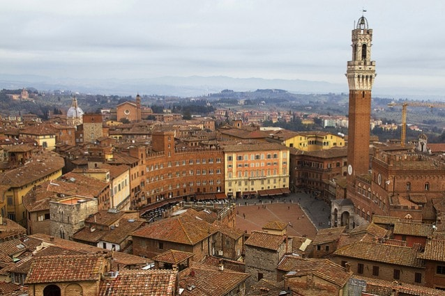 Siena, Piazza del Campo – Credits: Simone Paoli