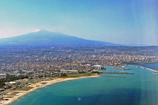 Veduta di Catania – Foto Wikipedia