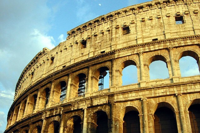 Colosseo, Roma – Foto Wikipedia