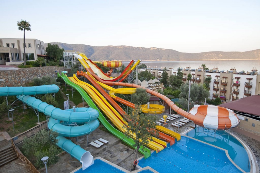 Ersan Resort, Turchia