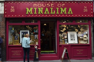 House of MinaLima, il piccolo museo di Harry Potter a Londra