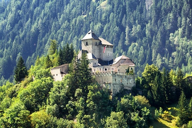 Vipiteno (BZ), Castel Tasso – Foto Wikimedia Commons