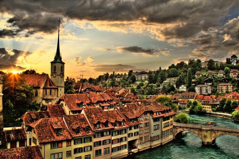 Berna. Foto di Xavier