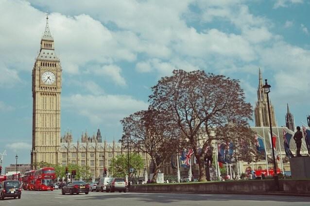 Londra, Big Ben – Foto Pixabay