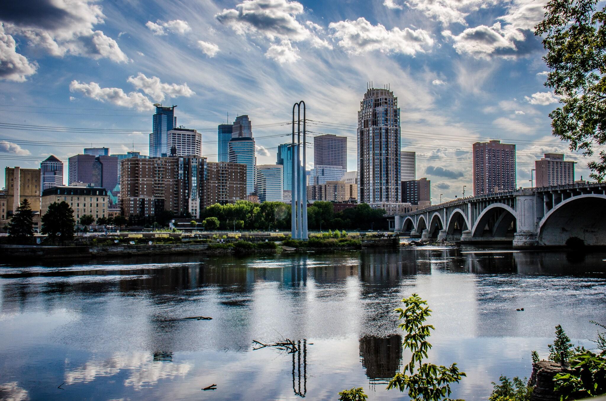 Minneapolis. Foto di m01229