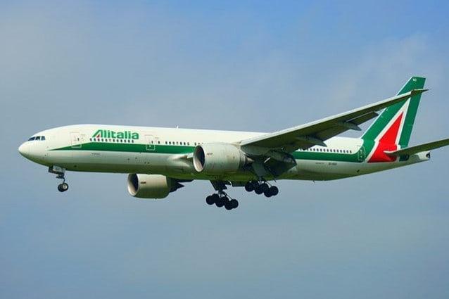 Boeing 777 di Alitalia – Foto Wikipedia