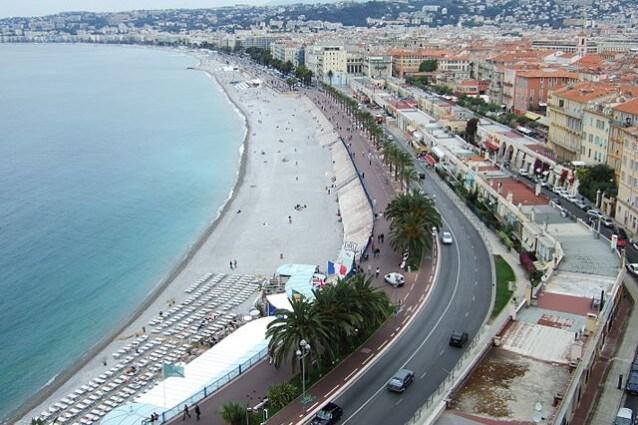 Veduta di Nizza – Foto Wikipedia