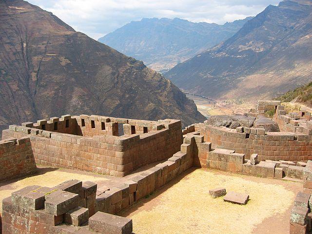 Tempio del Sole a Pisac – Foto Wikipedia
