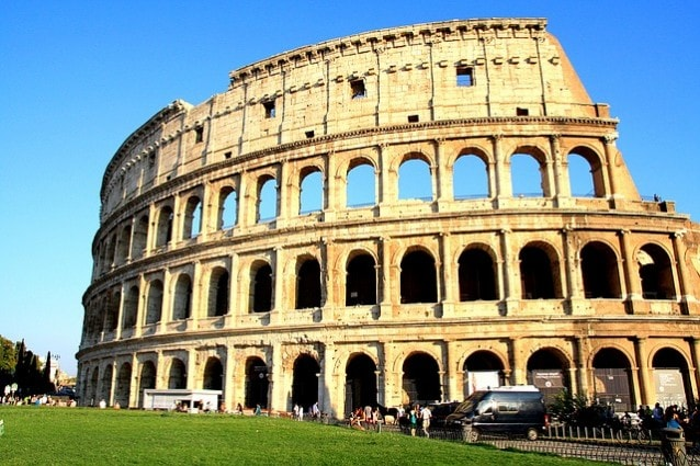 Roma, Colosseo – Foto Pixabay