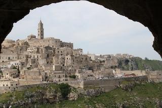 Dormire a Matera nelle suite costruite nelle grotte