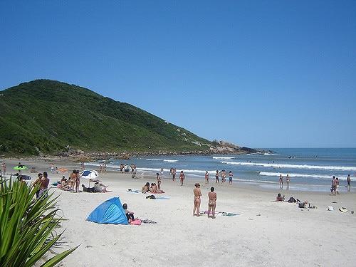 Praia do Rosa – Foto di Renato Alves da Costa